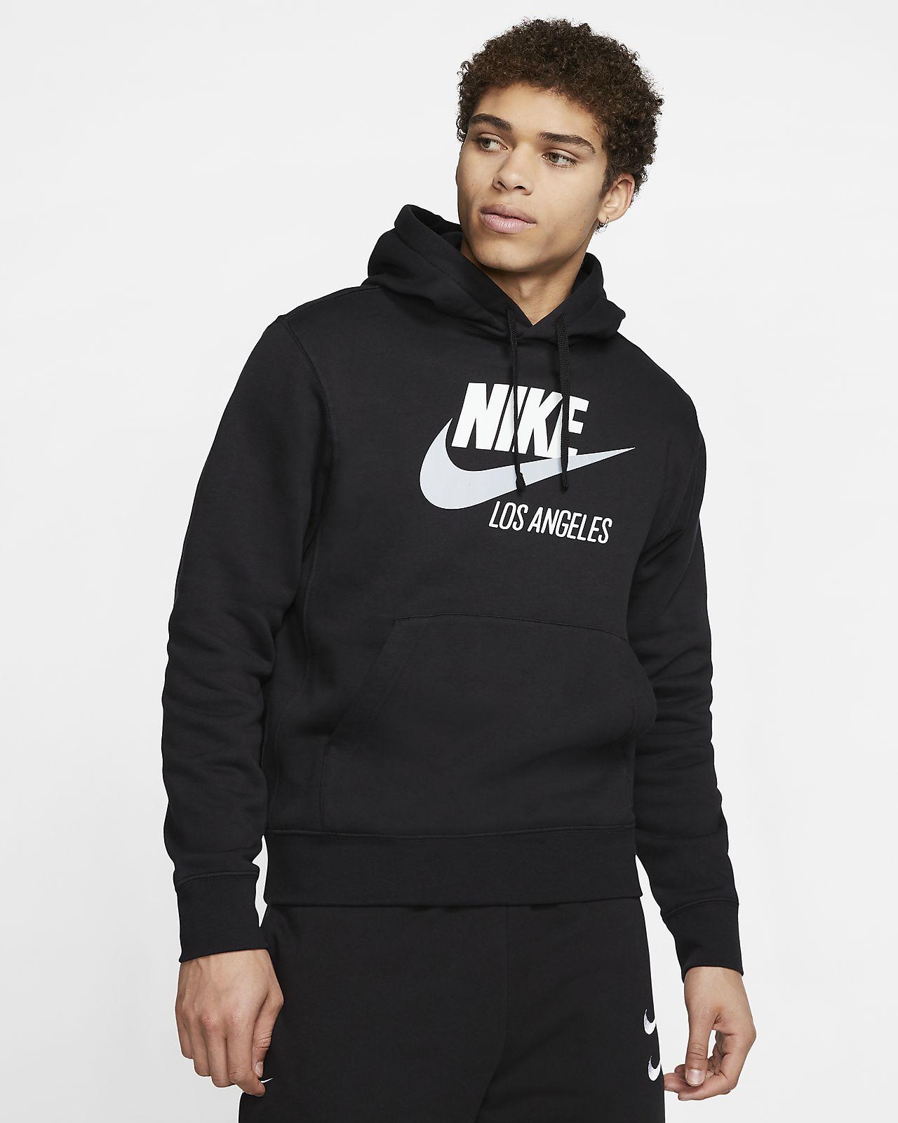 Sudadera con capucha sin cierre Los Angeles para hombre Nike Sportswear