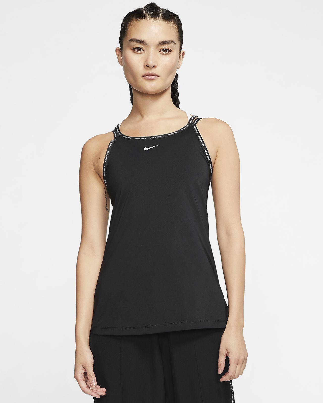 Damska koszulka bez rękawów Nike Pro