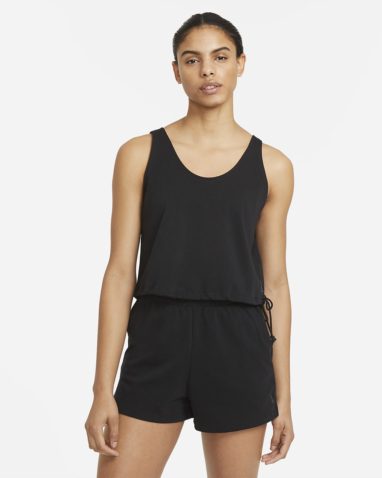 Camiseta de tirantes para mujer Nike Yoga
