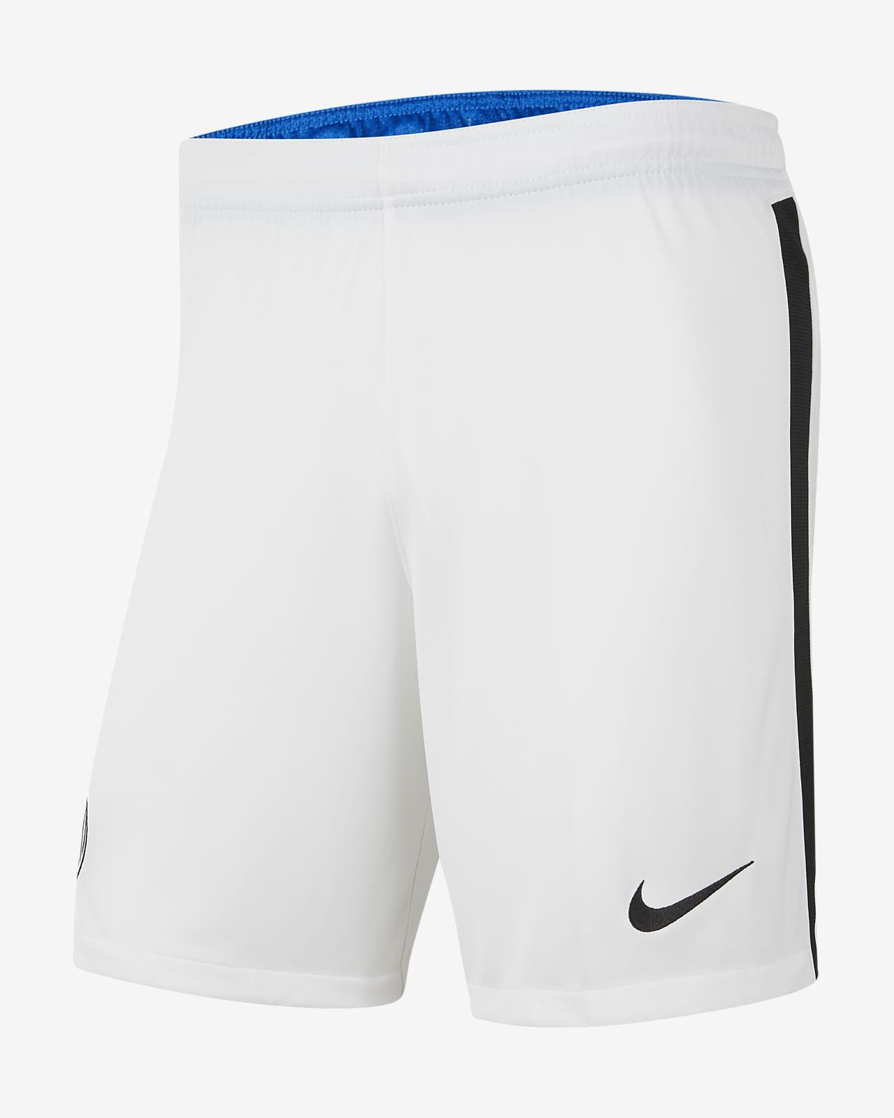 Primera y segunda equipación Stadium Inter de Milán 2021/22 Pantalón corto de fútbol Nike Dri-FIT - Hombre