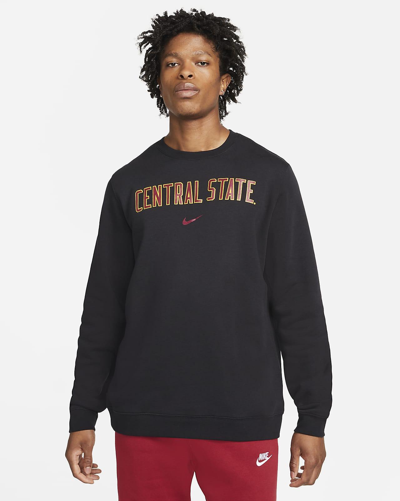 Nike College Club Fleece (Central State) Crew Sweatshirt