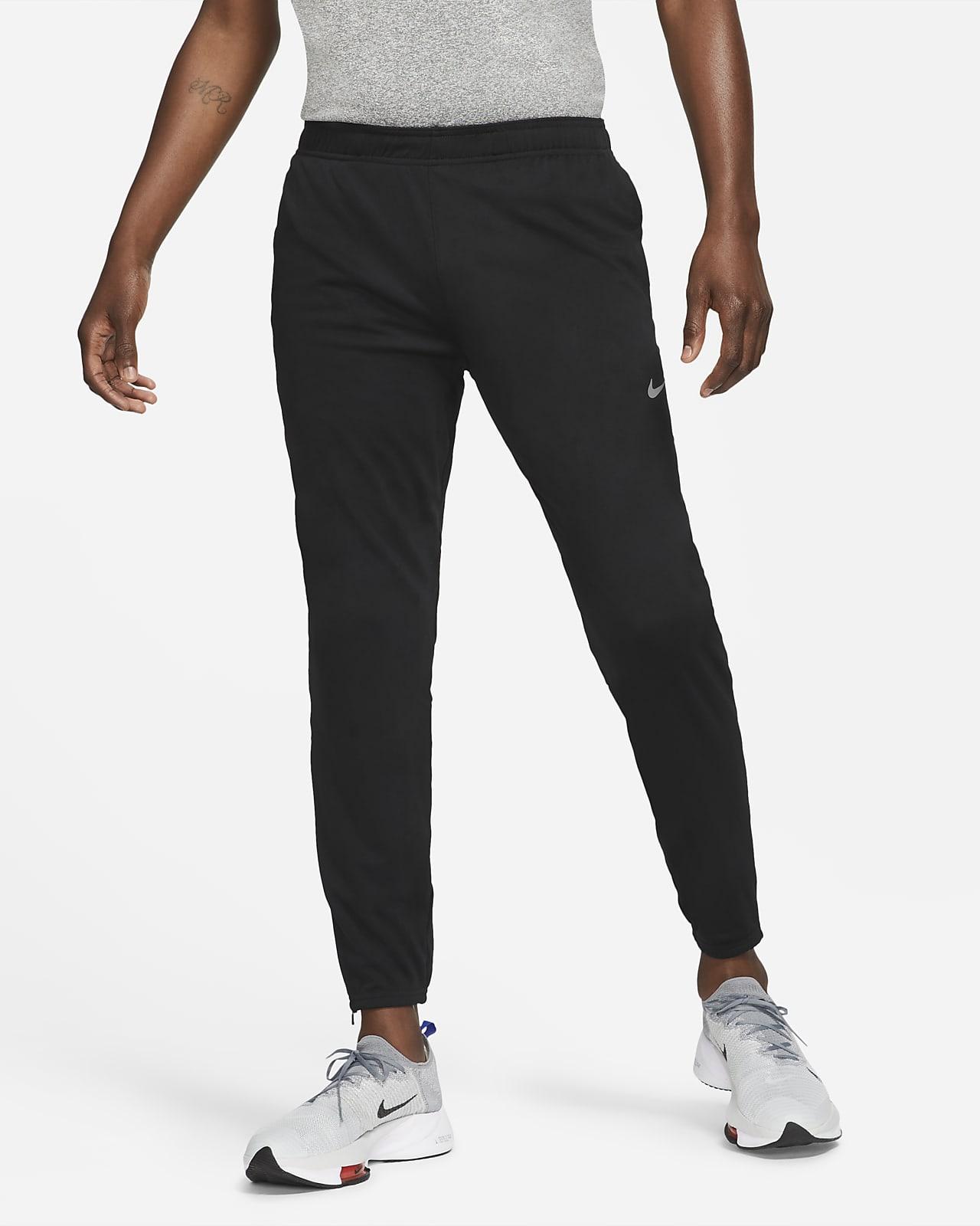Pánské pleteninové běžecké kalhoty Nike Dri-FIT Challenger