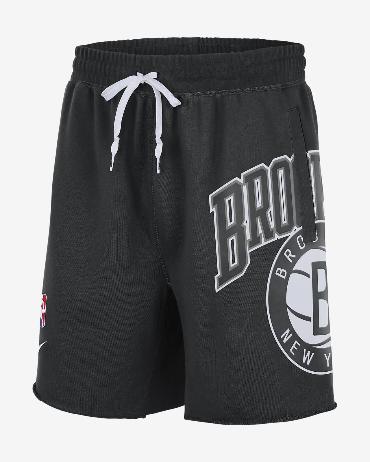 Brooklyn Nets Courtside Men's Nike NBA Fleece Shorts
