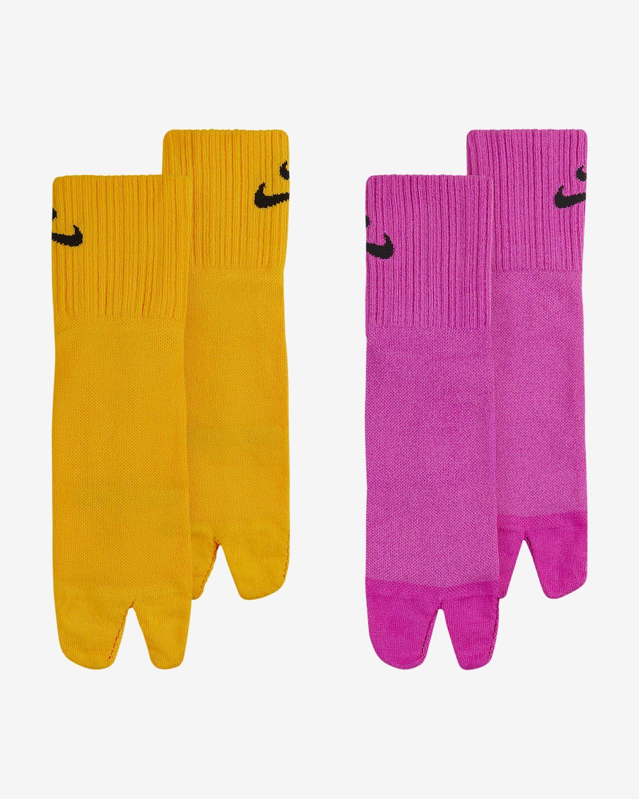 ถุงเท้าหุ้มข้อ Nike Wildcard (2 คู่)