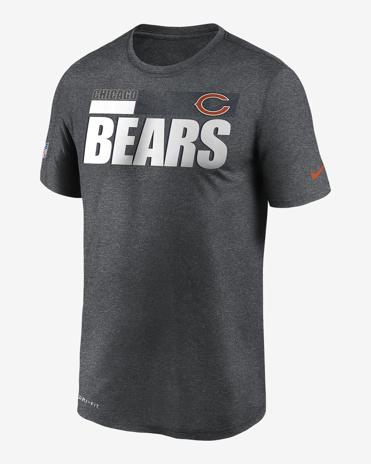 Nike Legend Sideline (NFL Bears) Men's T-Shirt
