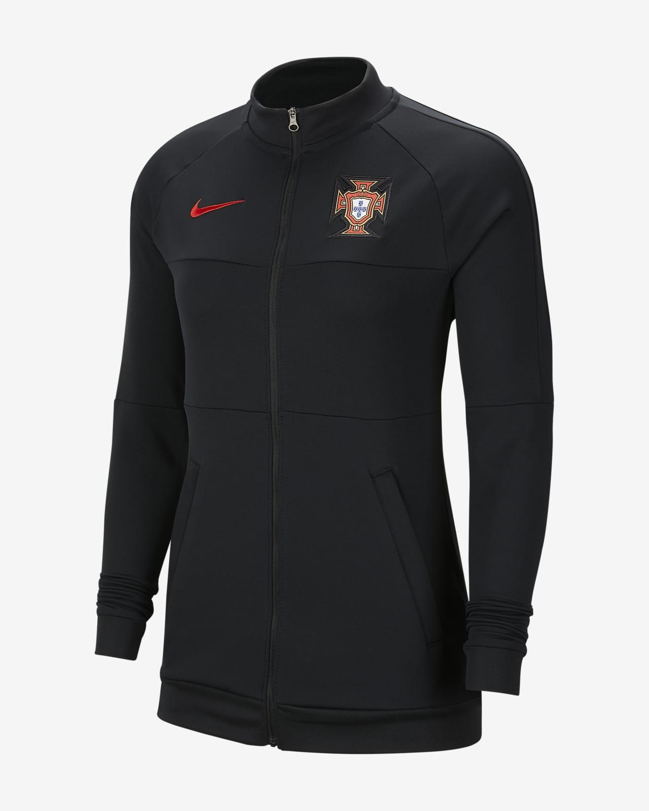 Portugal Women's Football Jacket