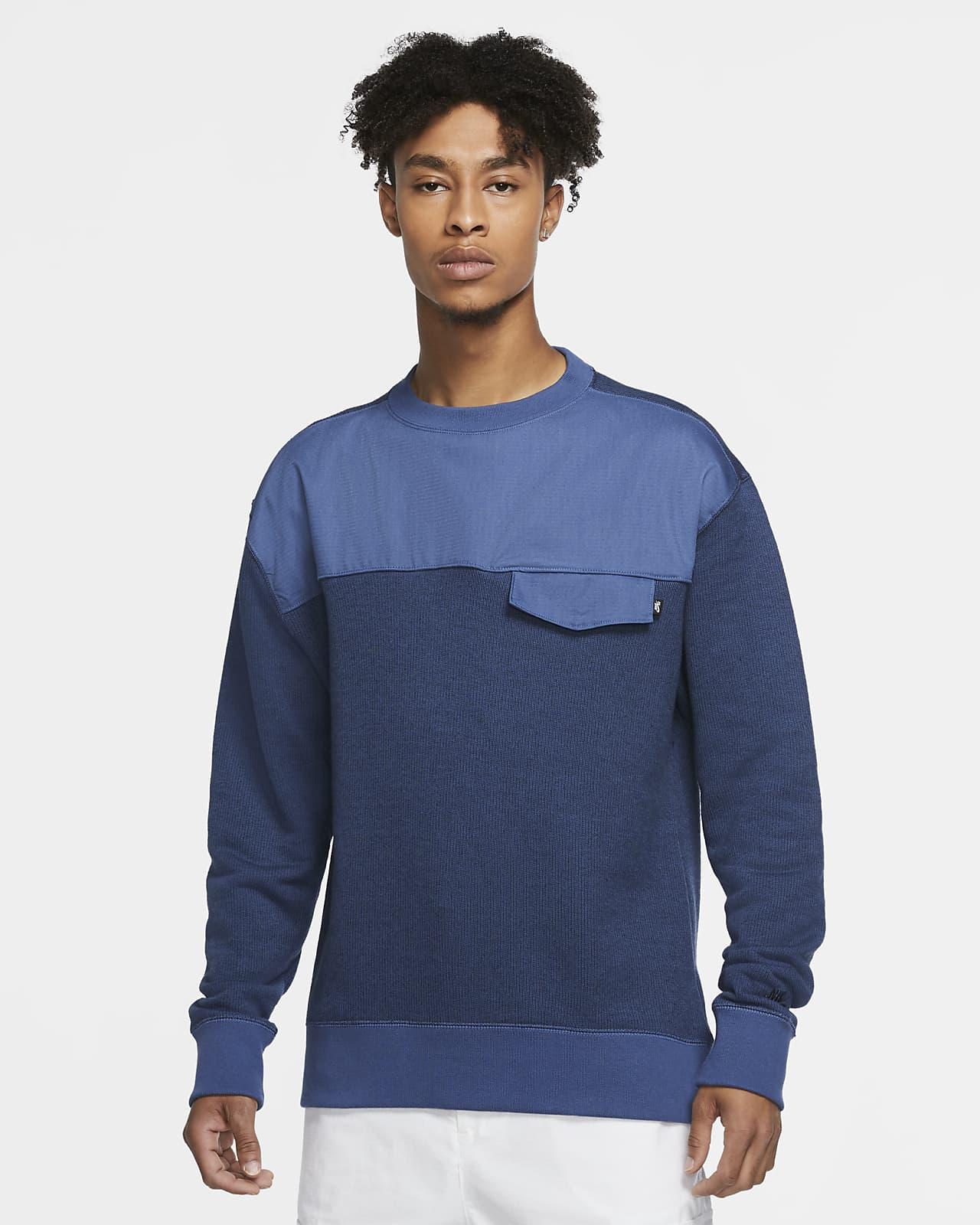 Camisola de skateboard Nike SB para homem