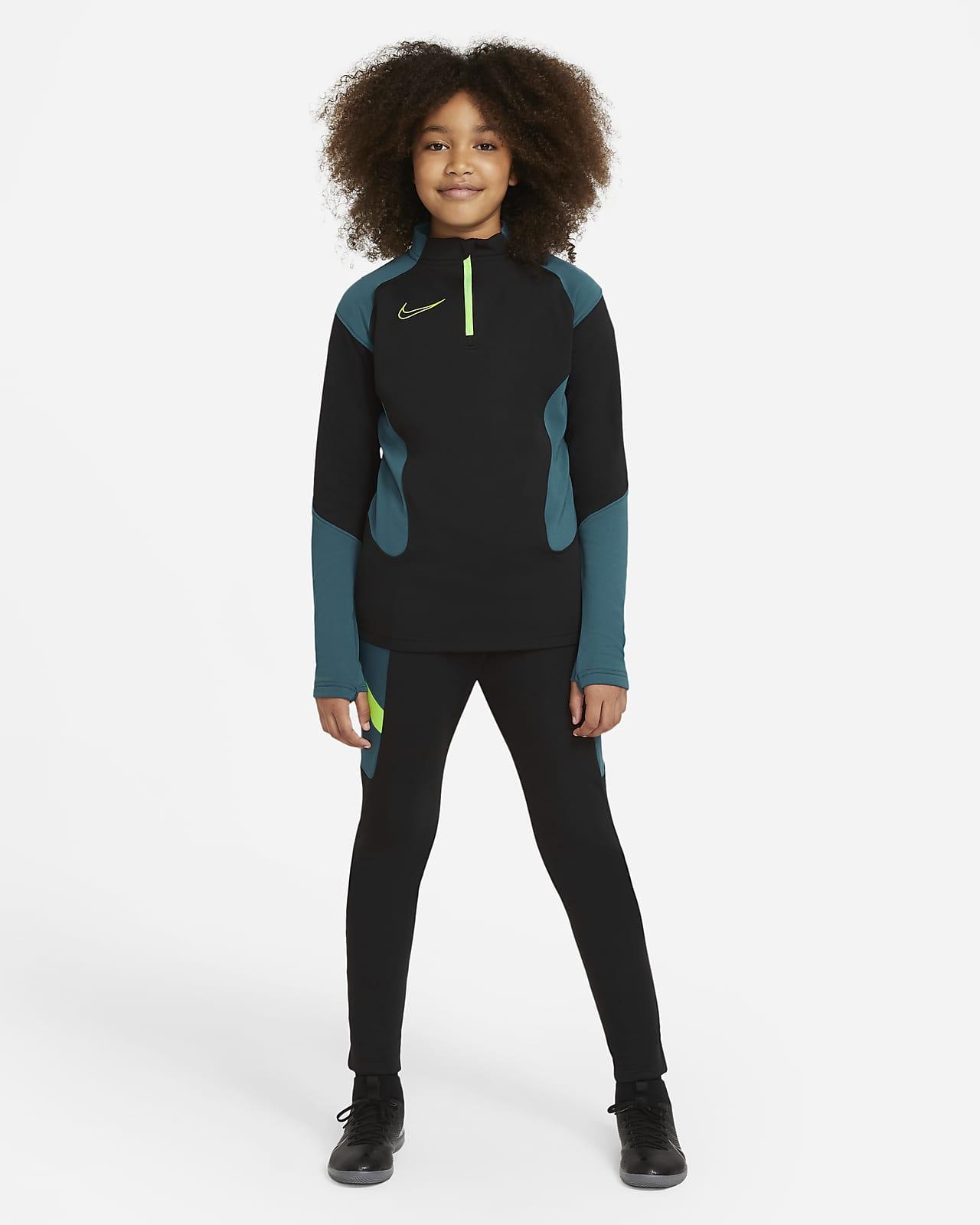 Nike Dri-FIT Academy kötött futballtréningruha nagyobb gyerekeknek