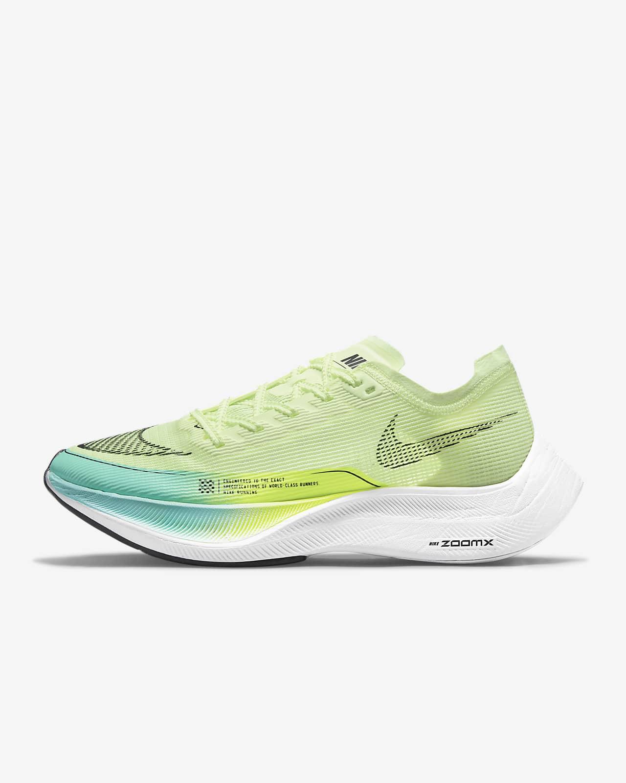 รองเท้าวิ่งโร้ดเรซซิ่งผู้หญิง Nike ZoomX Vaporfly Next% 2