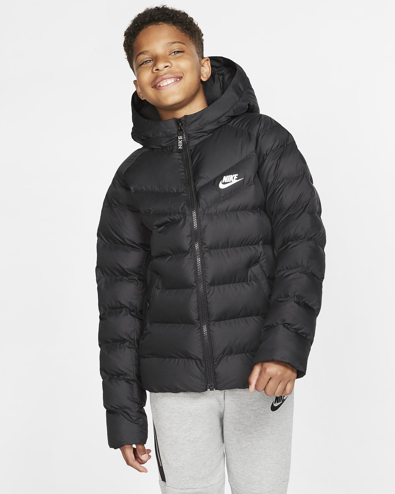 Casaco Nike Sportswear Júnior