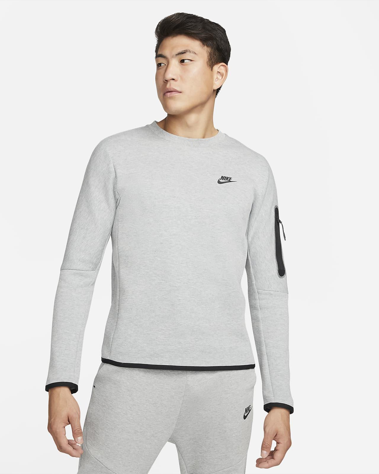 Nike Sportswear Tech Fleece 男款貼身圓領上衣