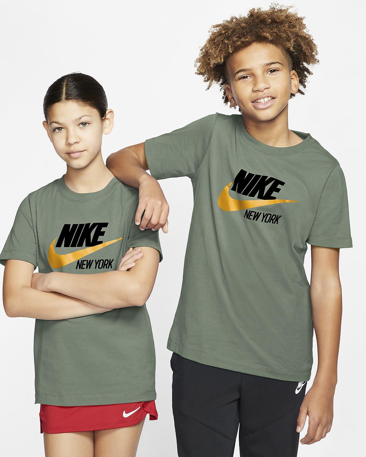 Nike Sportswear New York Big Kids' T-Shirt
