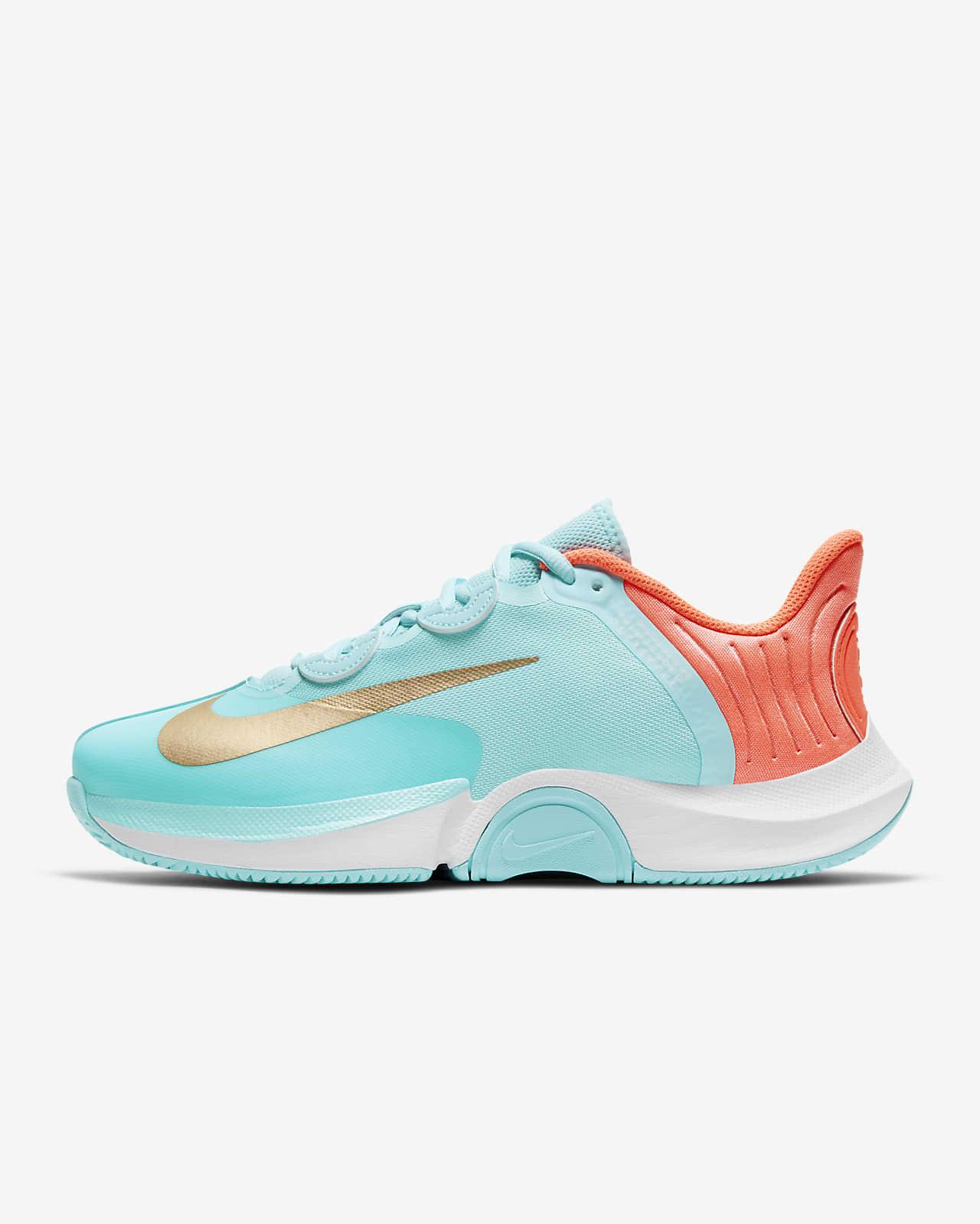 Damskie buty do tenisa na twarde korty NikeCourt Air Zoom GP Turbo