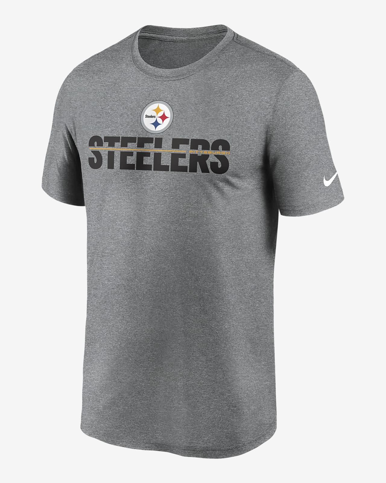 Nike Dri-FIT Microtype Legend (NFL Pittsburgh Steelers) Men's T-Shirt