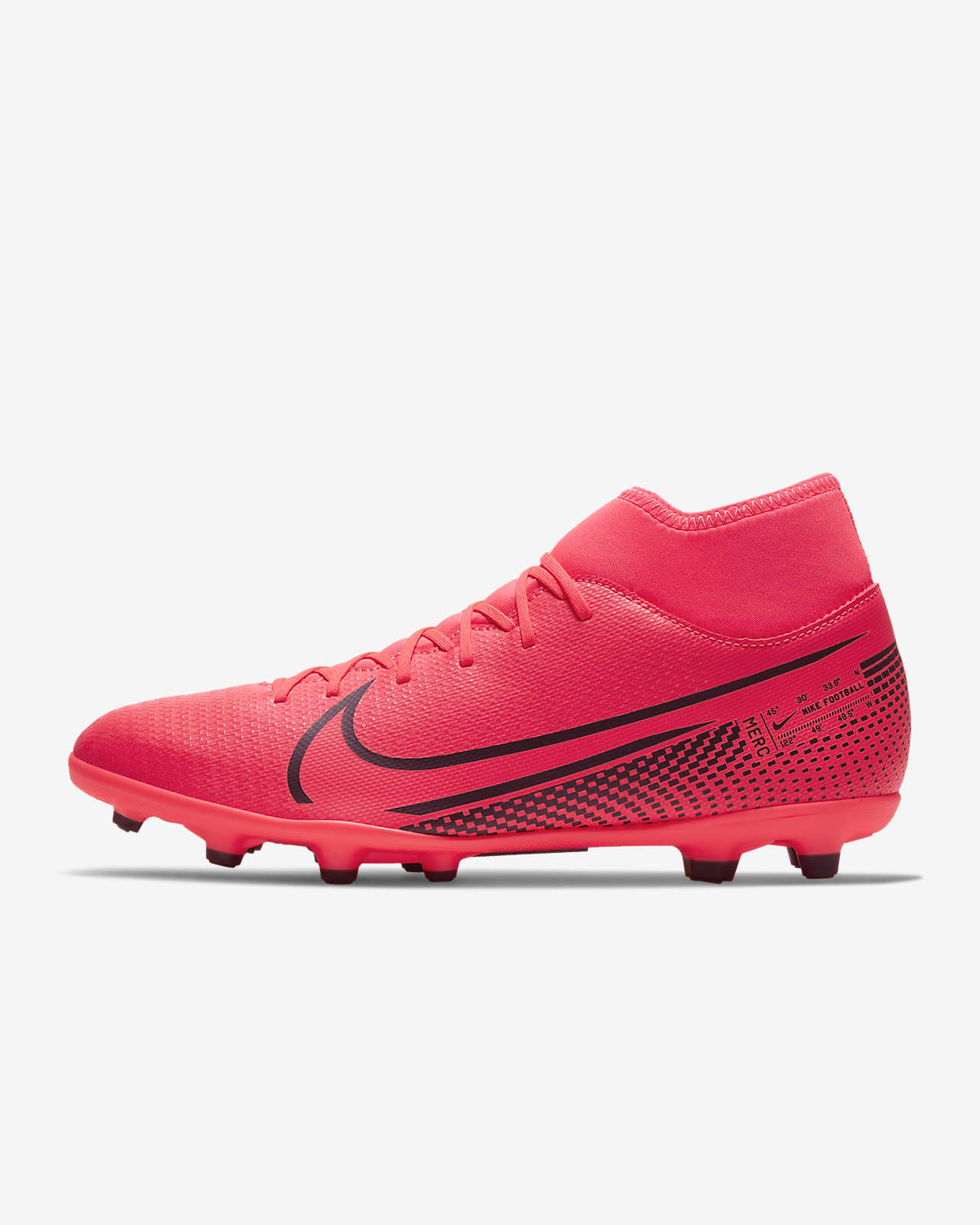 Nike Mercurial Superfly 7 Club MG 多種場地足球釘鞋