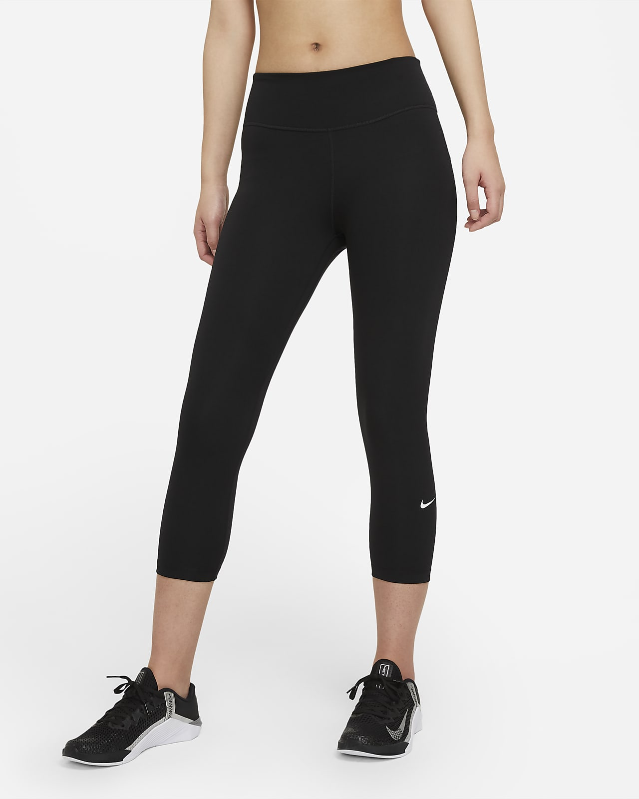 Nike One 女款七分內搭褲