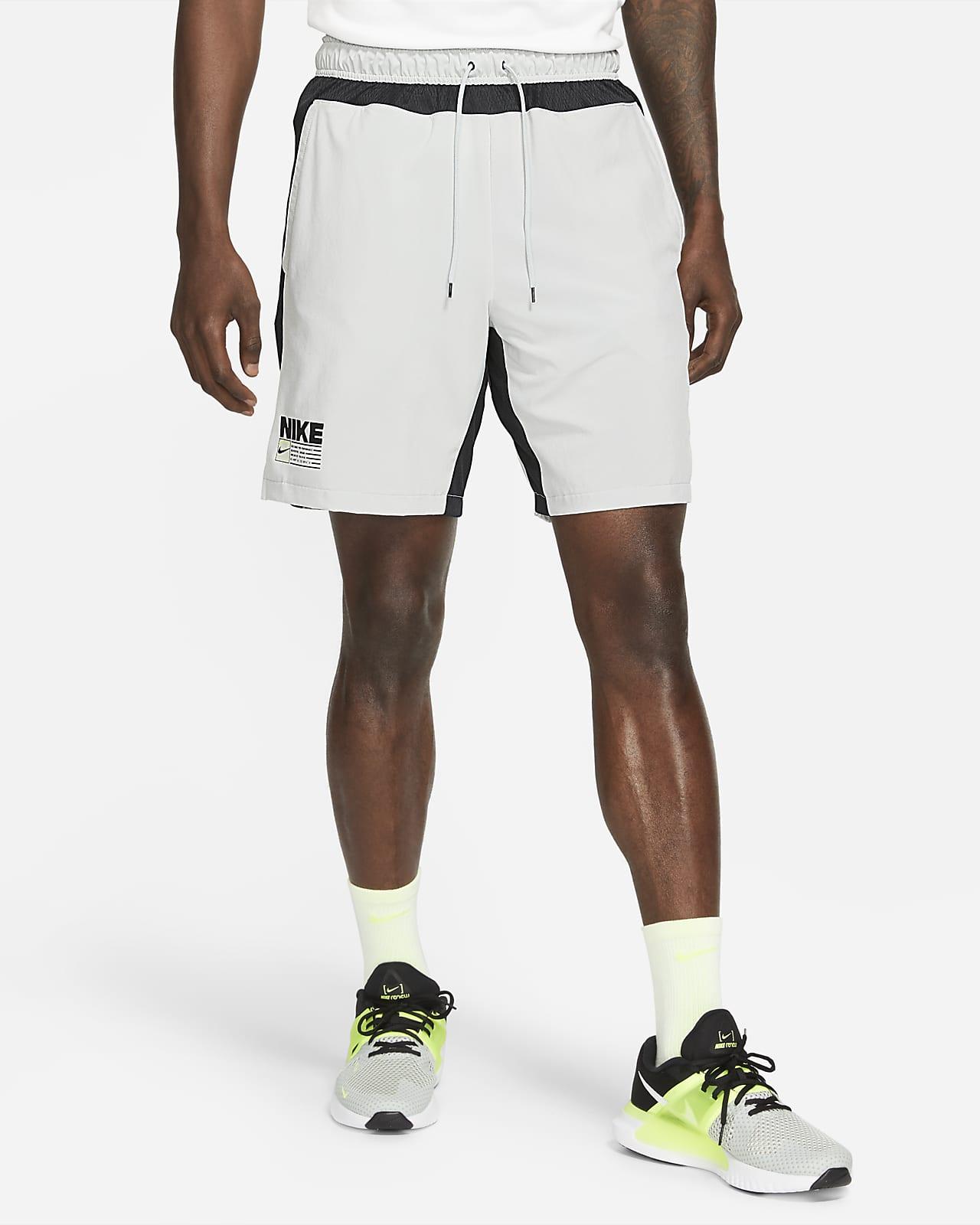 Nike Flex 男款圖案訓練短褲