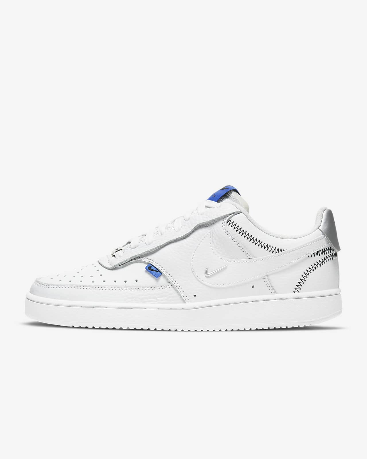 รองเท้าผู้หญิง Nike Court Vision Low SE