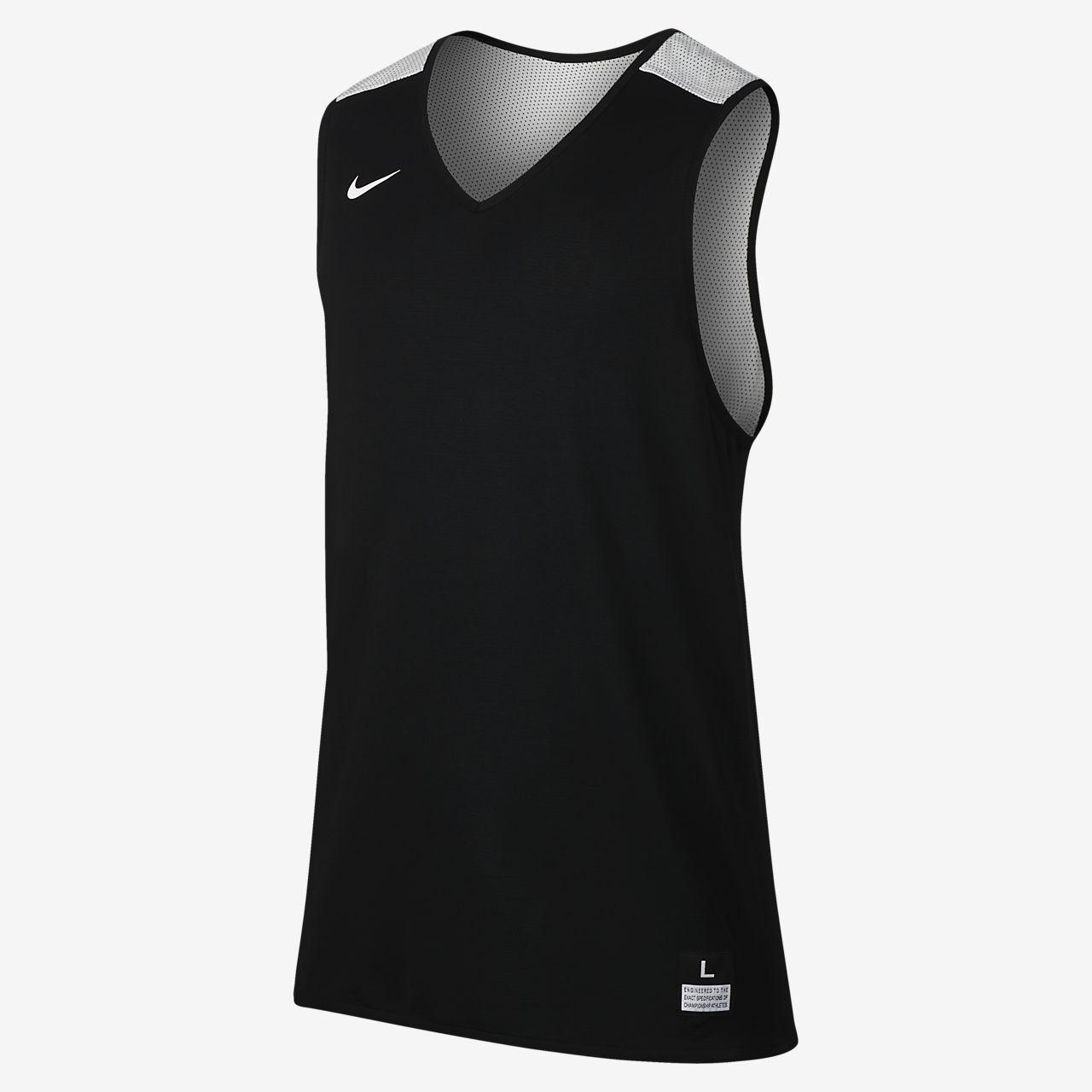 Canotta da basket Nike Elite Reversible Uomo