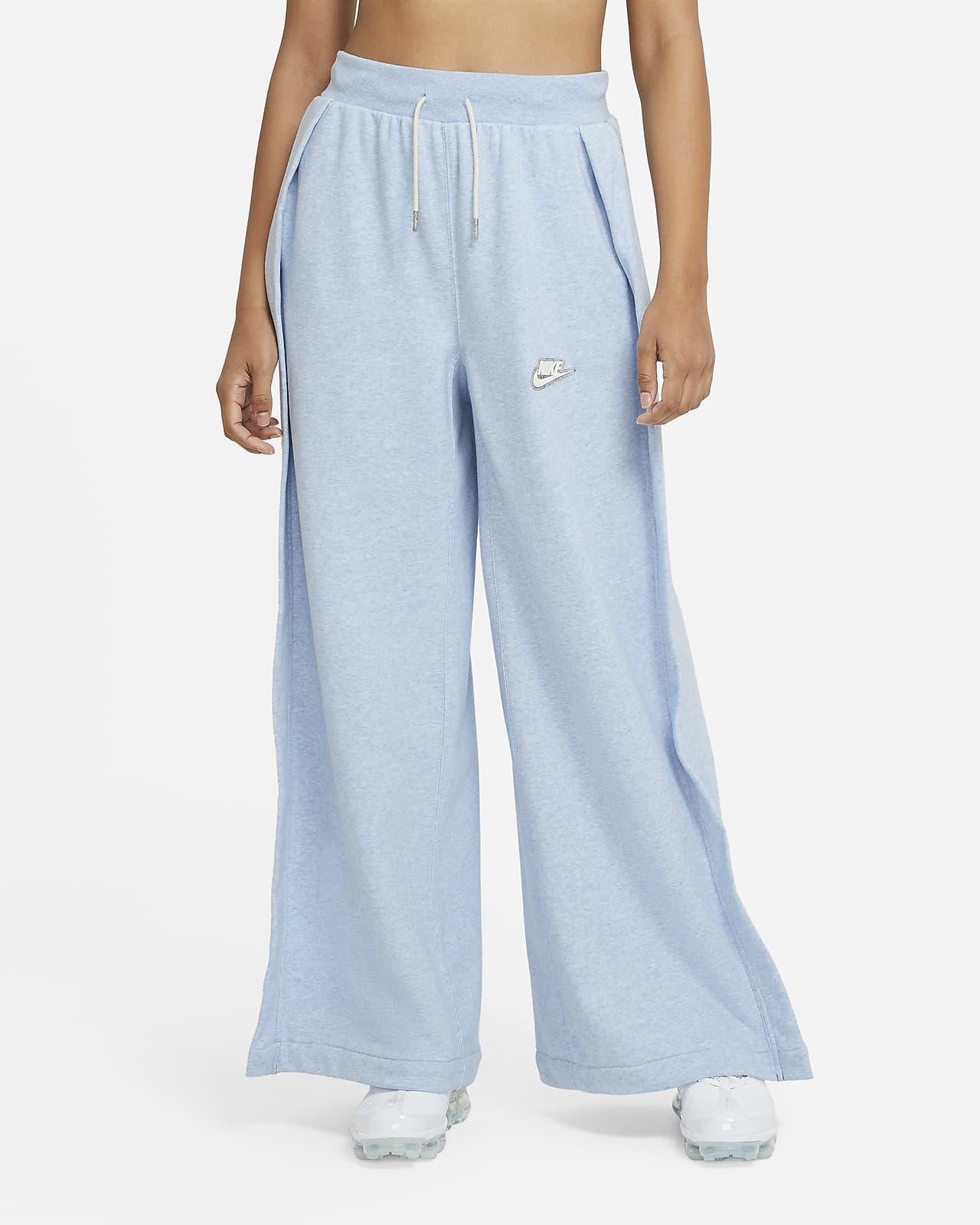 Dámské kalhoty Nike Sportswear z francouzského froté