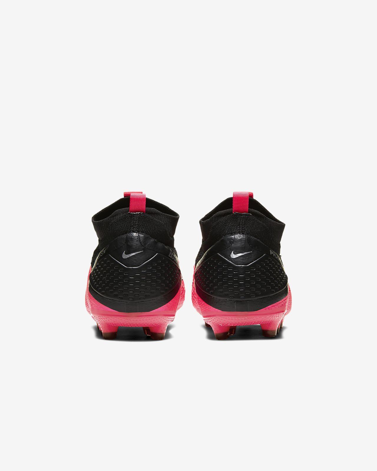 Nike Jr. Kids' Phantom Vision Elite Dynamic Fit MG Multi Ground Football Boot