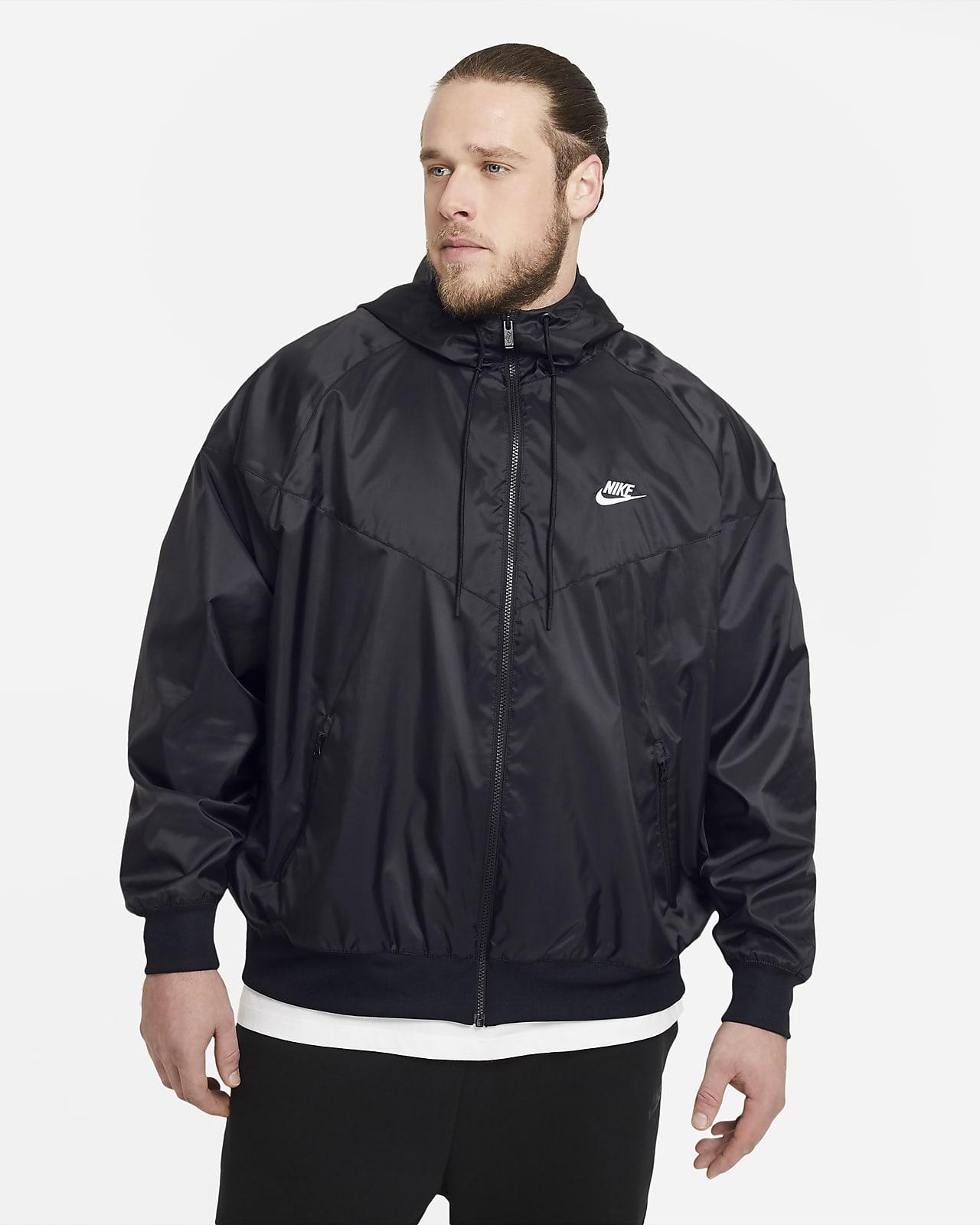 Chamarra con capucha para hombre Nike Sportswear Windrunner