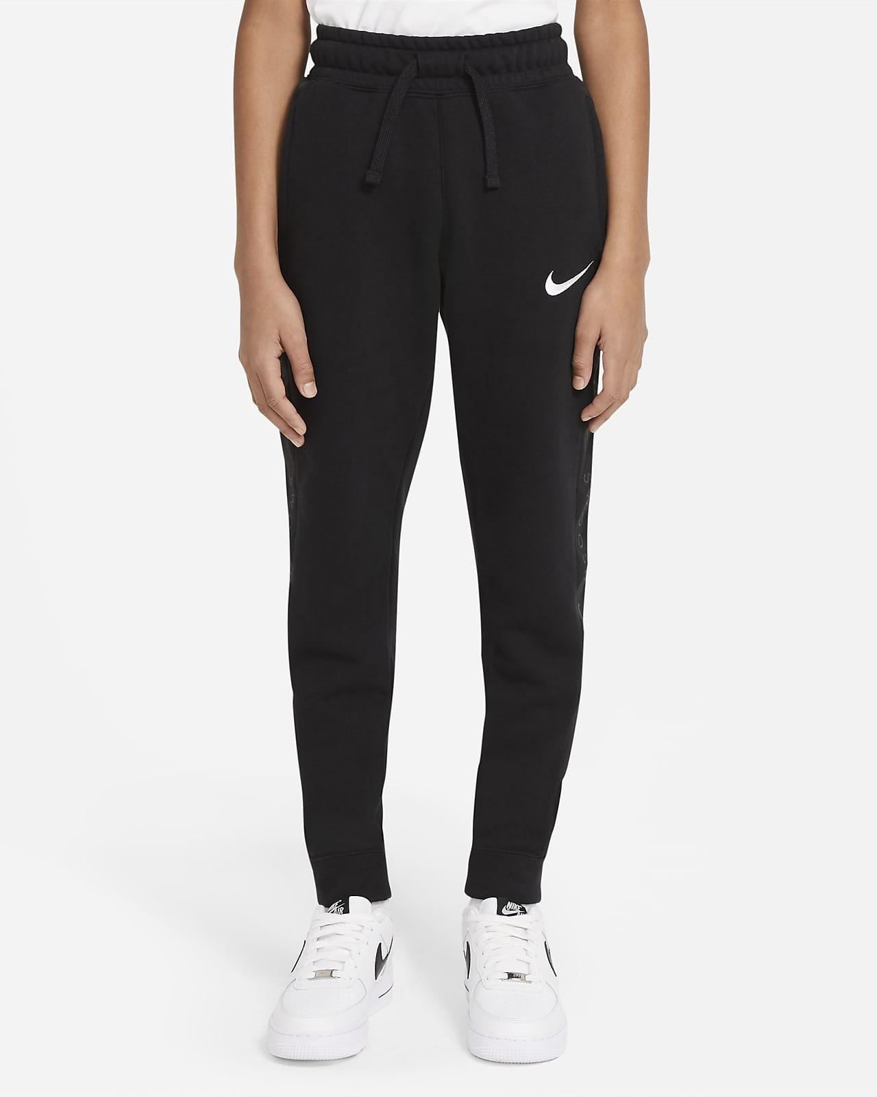 Pantaloni in fleece Nike Sportswear Swoosh - Ragazzo