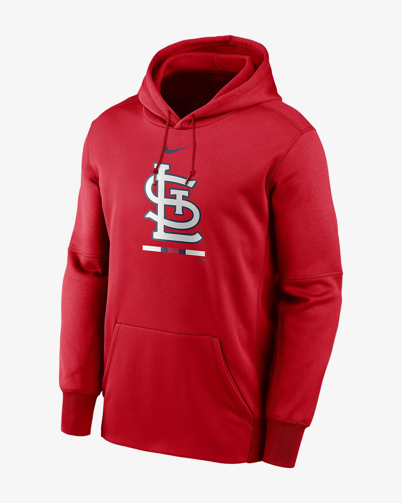 Nike Therma Legacy Performance (MLB St. Louis Cardinals) Hoodie