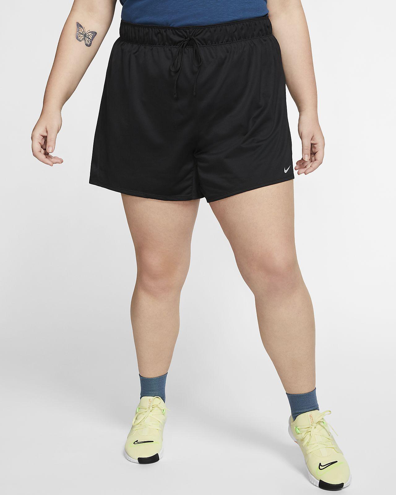 Nike Dri-FIT Women's Training Shorts (Plus Size)