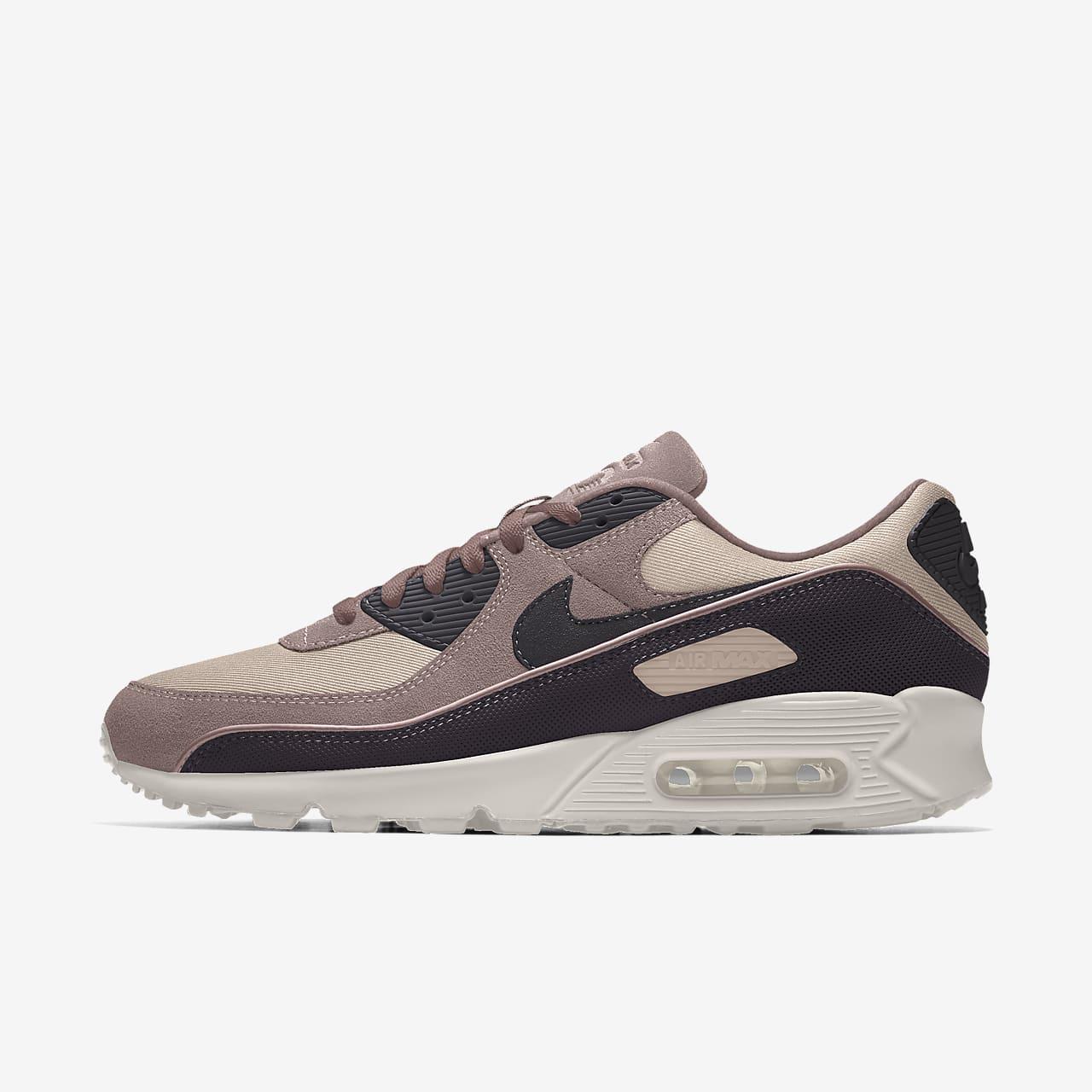 Nike Air Max 90 Unlocked By You Custom herenschoen