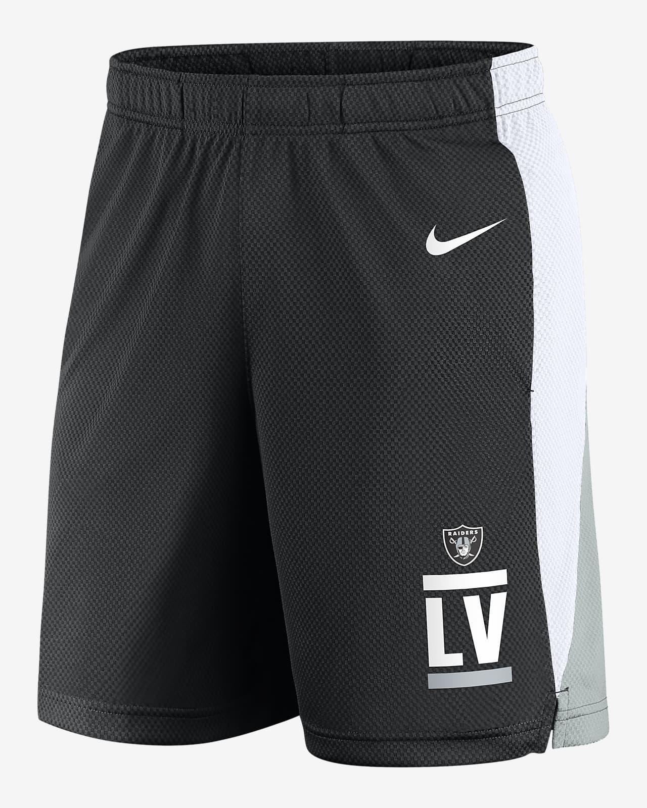 Nike Dri-FIT Broadcast (NFL Las Vegas Raiders) Men's Shorts