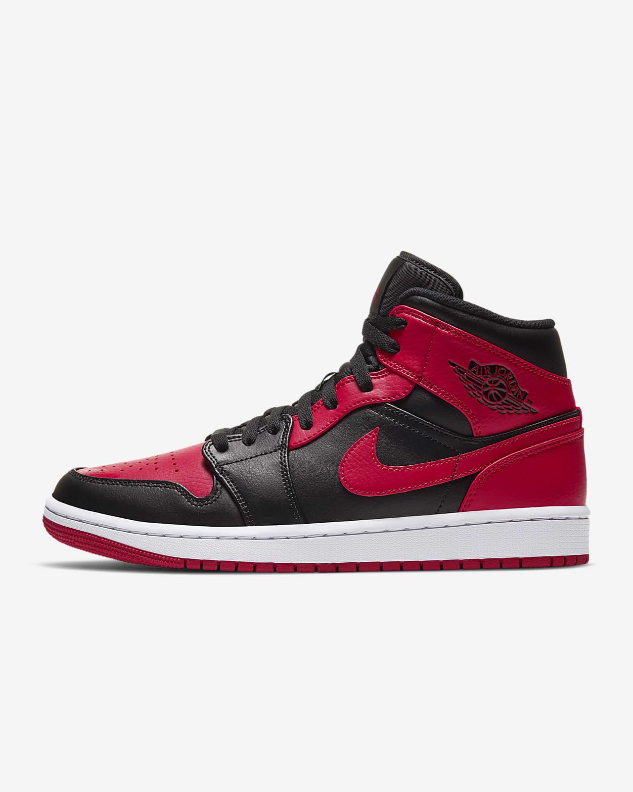 Bota Air Jordan 1 Mid