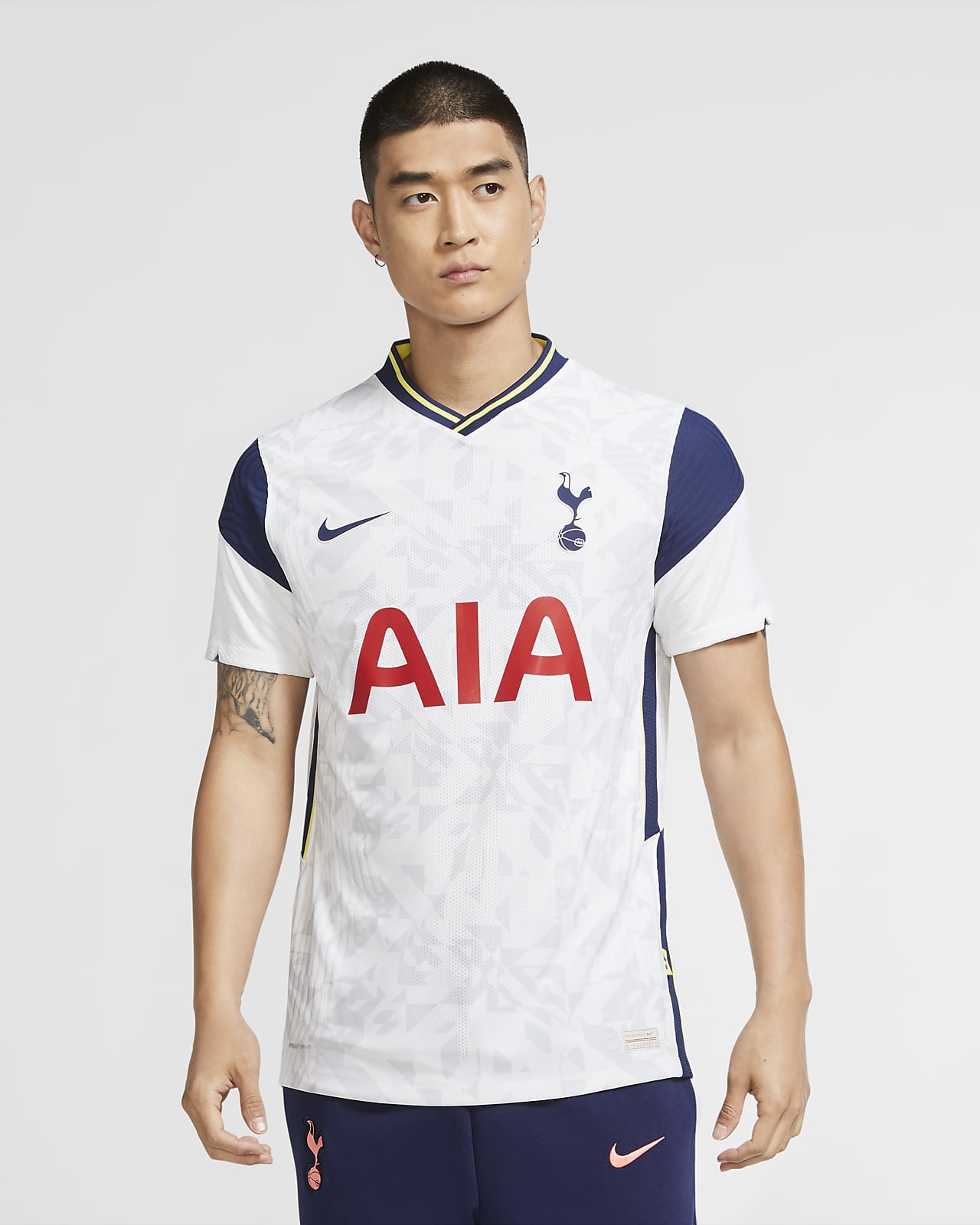 Tottenham Hotspur 2020/21 Vapor Match Home Herren-Fußballtrikot