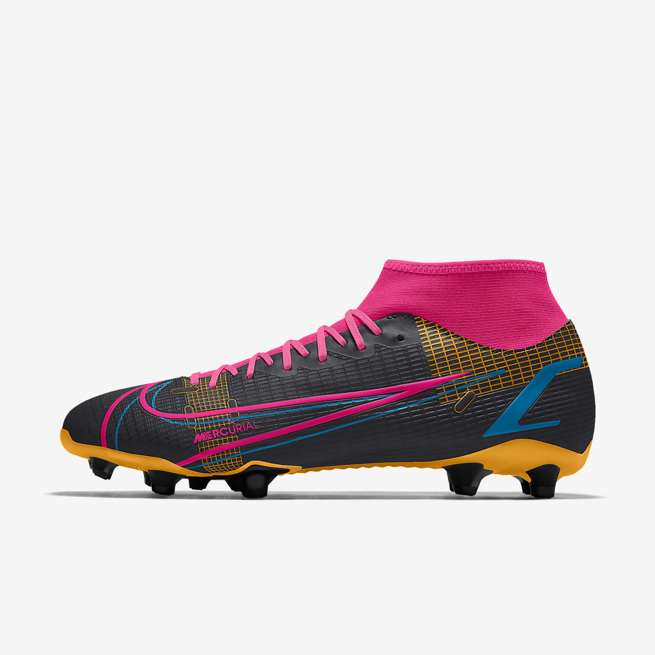 Nike Mercurial Superfly 8 Academy By You Custom Football Boot