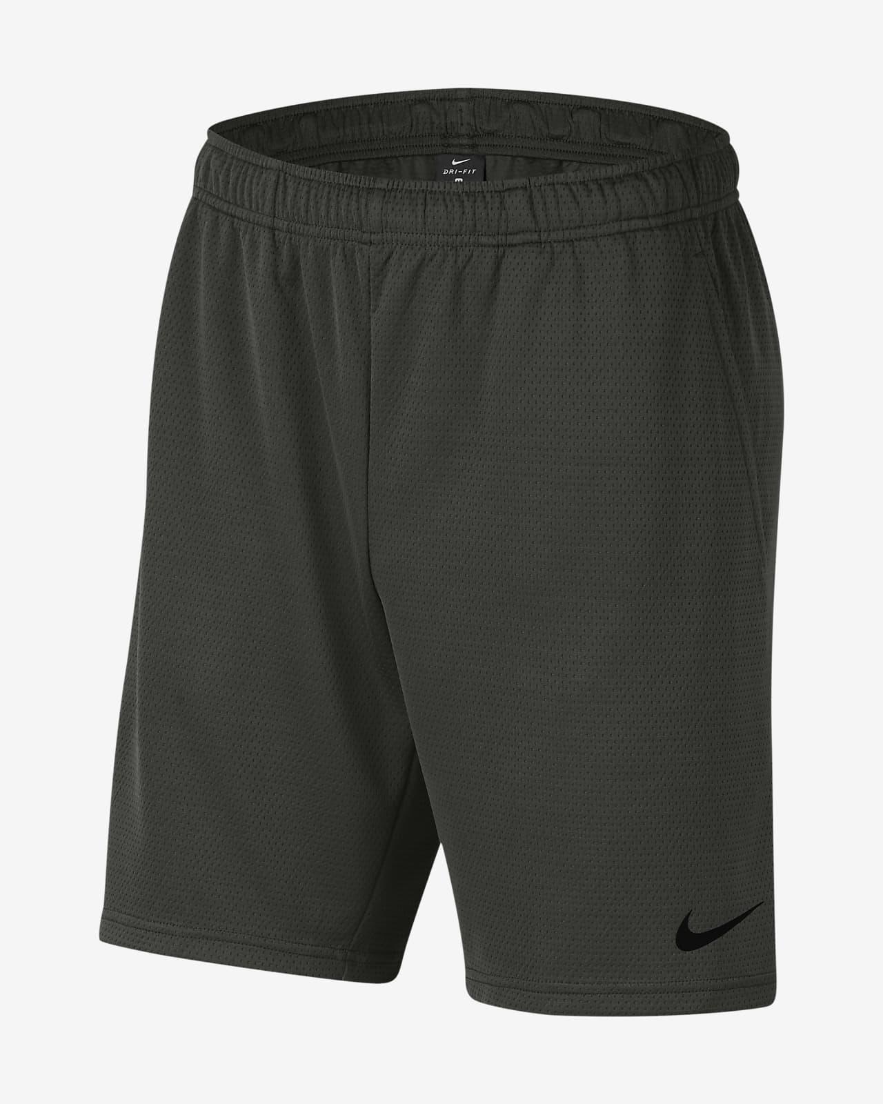 Nike 男款網布訓練短褲