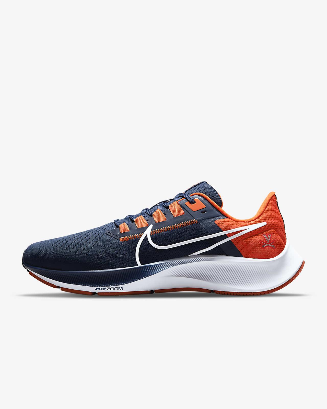 Nike College Air Zoom Pegasus 38 (Virginia) Running Shoe
