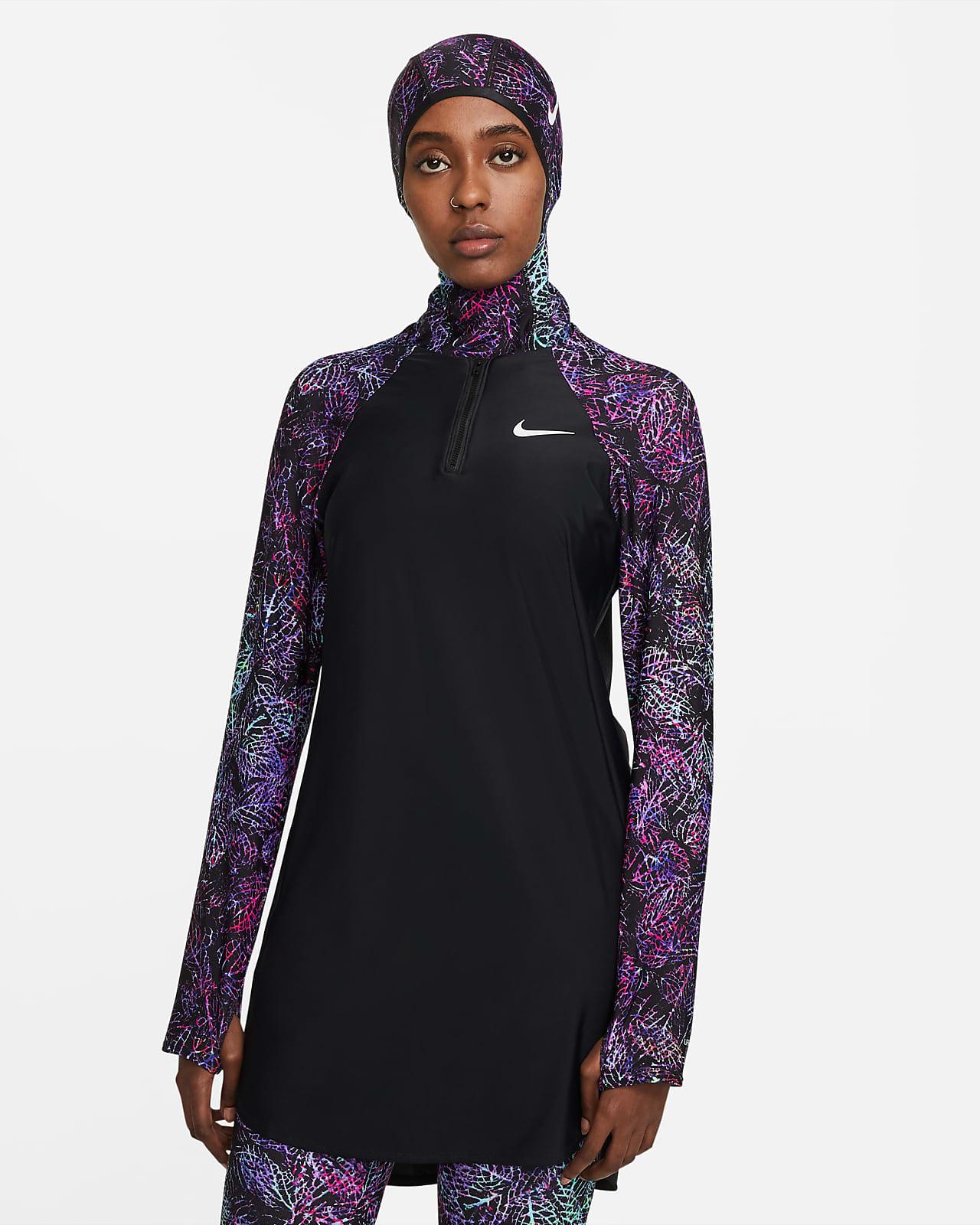 Nike Victory Zwemtuniek met volledige bedekking voor dames