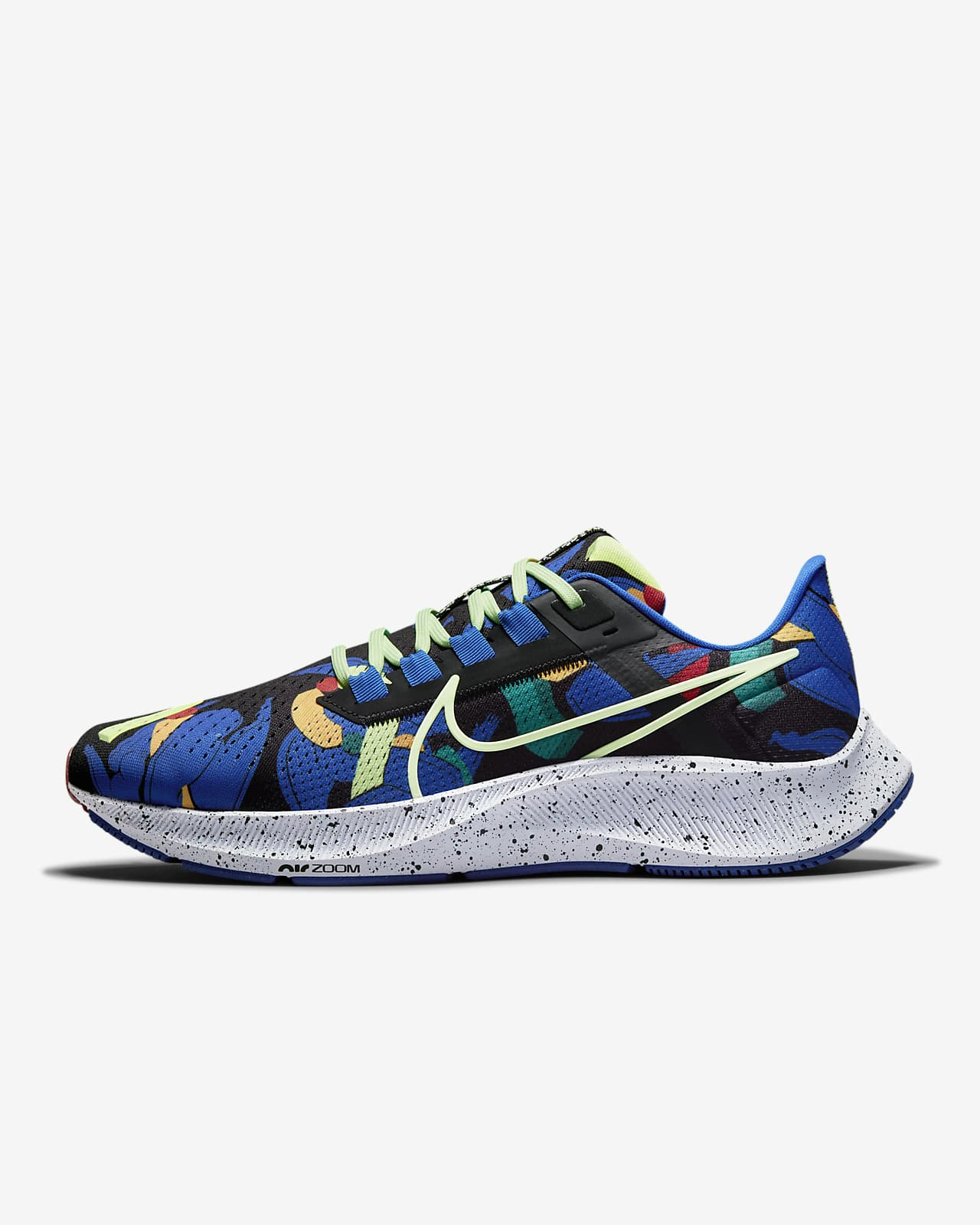 Nike Air Zoom Pegasus 38 A.I.R.Chaussure de running sur route Kelly Anna London pour Homme
