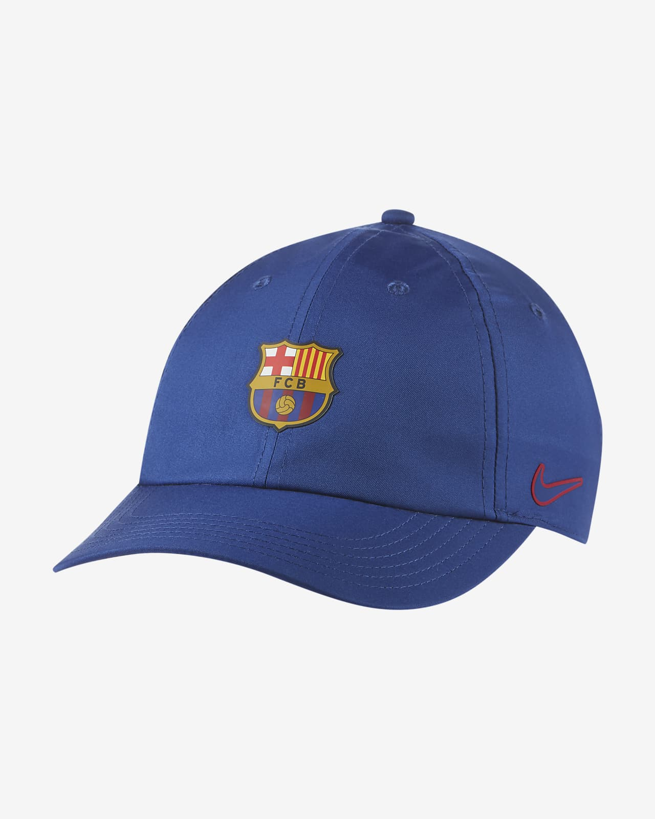 FC Barcelona Heritage86 Cap für Kinder