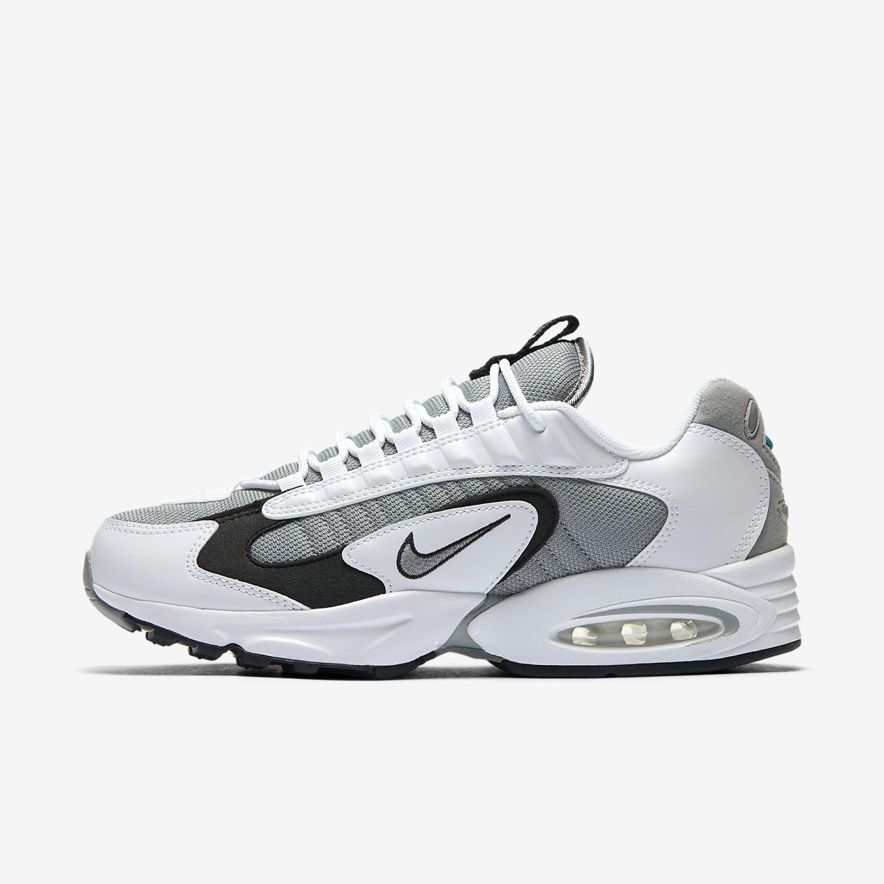 Nike Air Max 96 white black Men Running Shoes