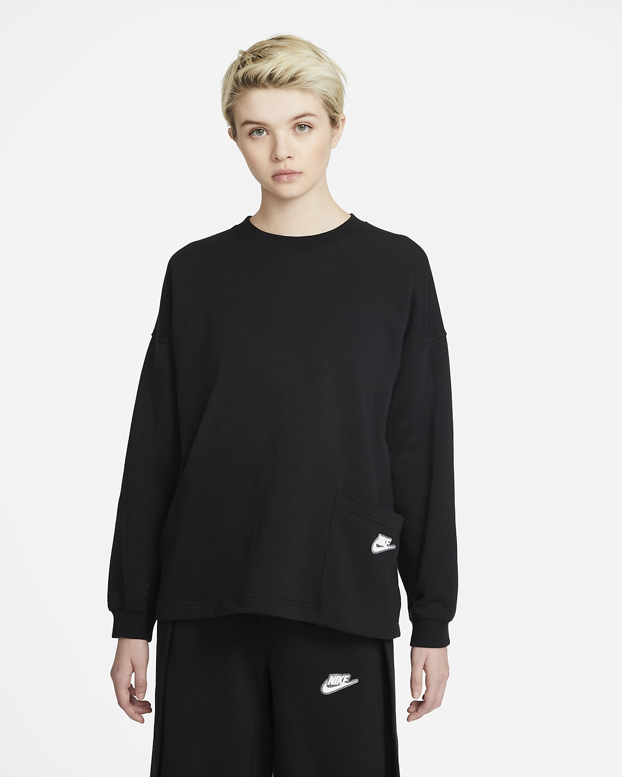 Nike Sportswear Damen-Rundhalsshirt