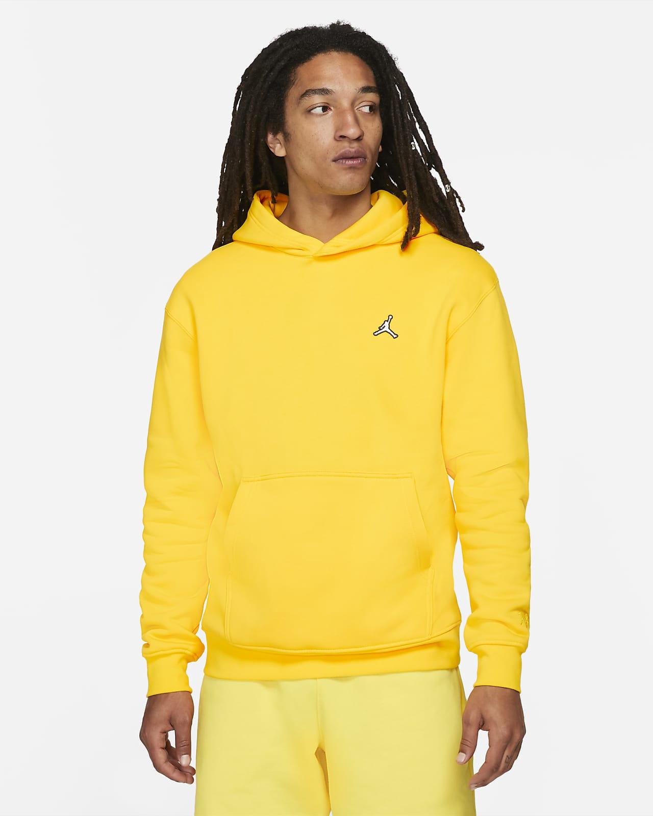 Sudadera con gorro sin cierre de tejido Fleece para hombre Jordan Essentials