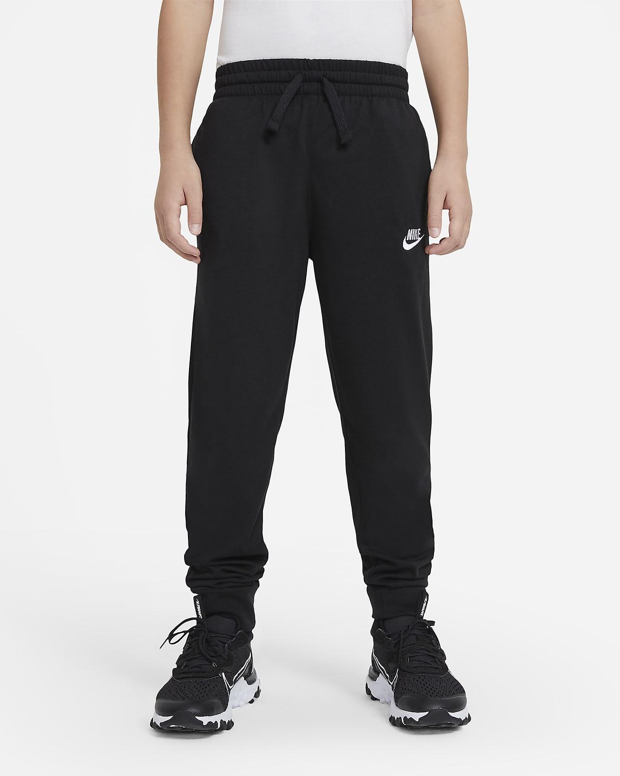 Nike Sportswear Big Kids' (Boys') Jersey Joggers