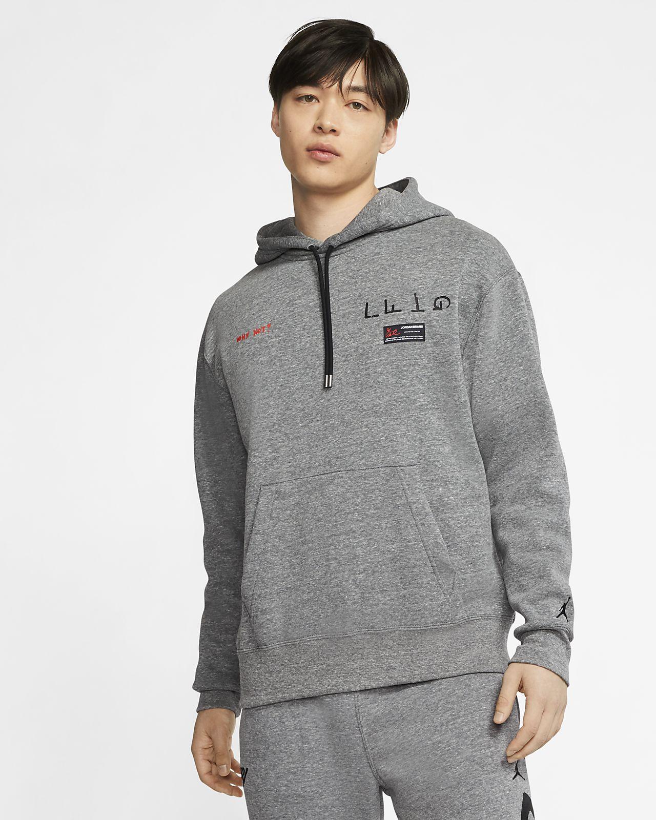 Jordan Why Not? Men's Fleece Pullover