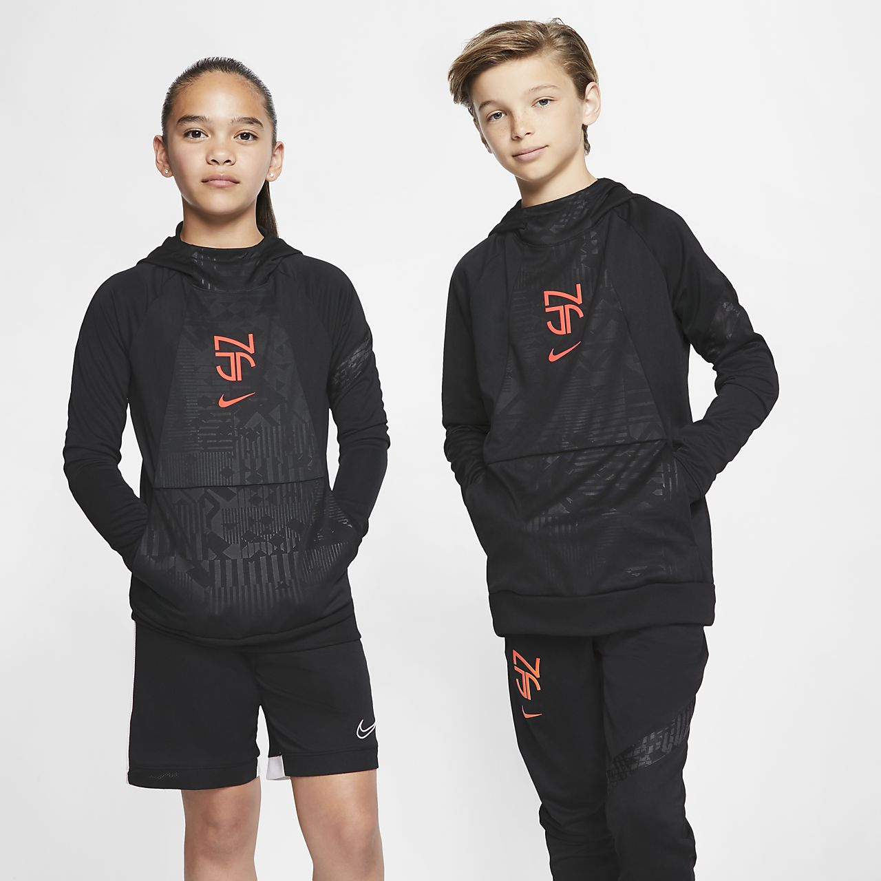 Nike Black Nike Dri Fit Neymar Hoodie | AlexandAlexa