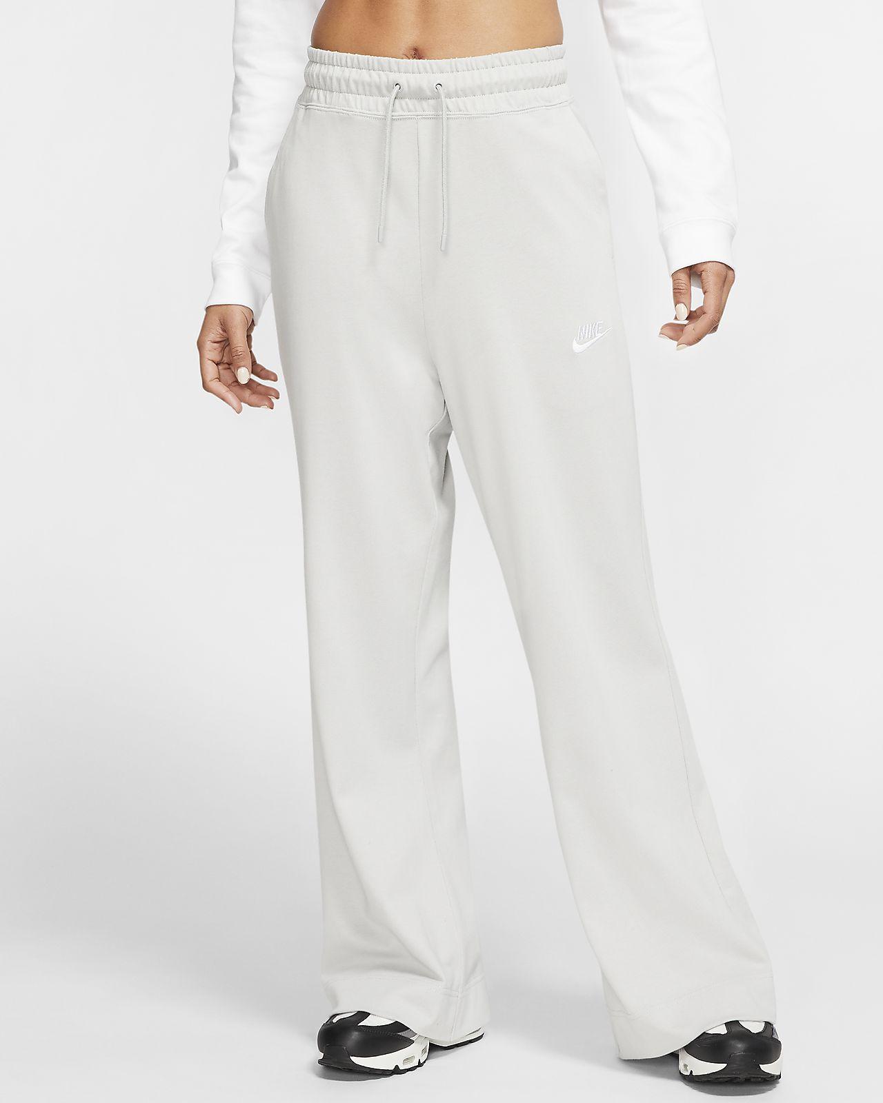 pantalon nike large femme