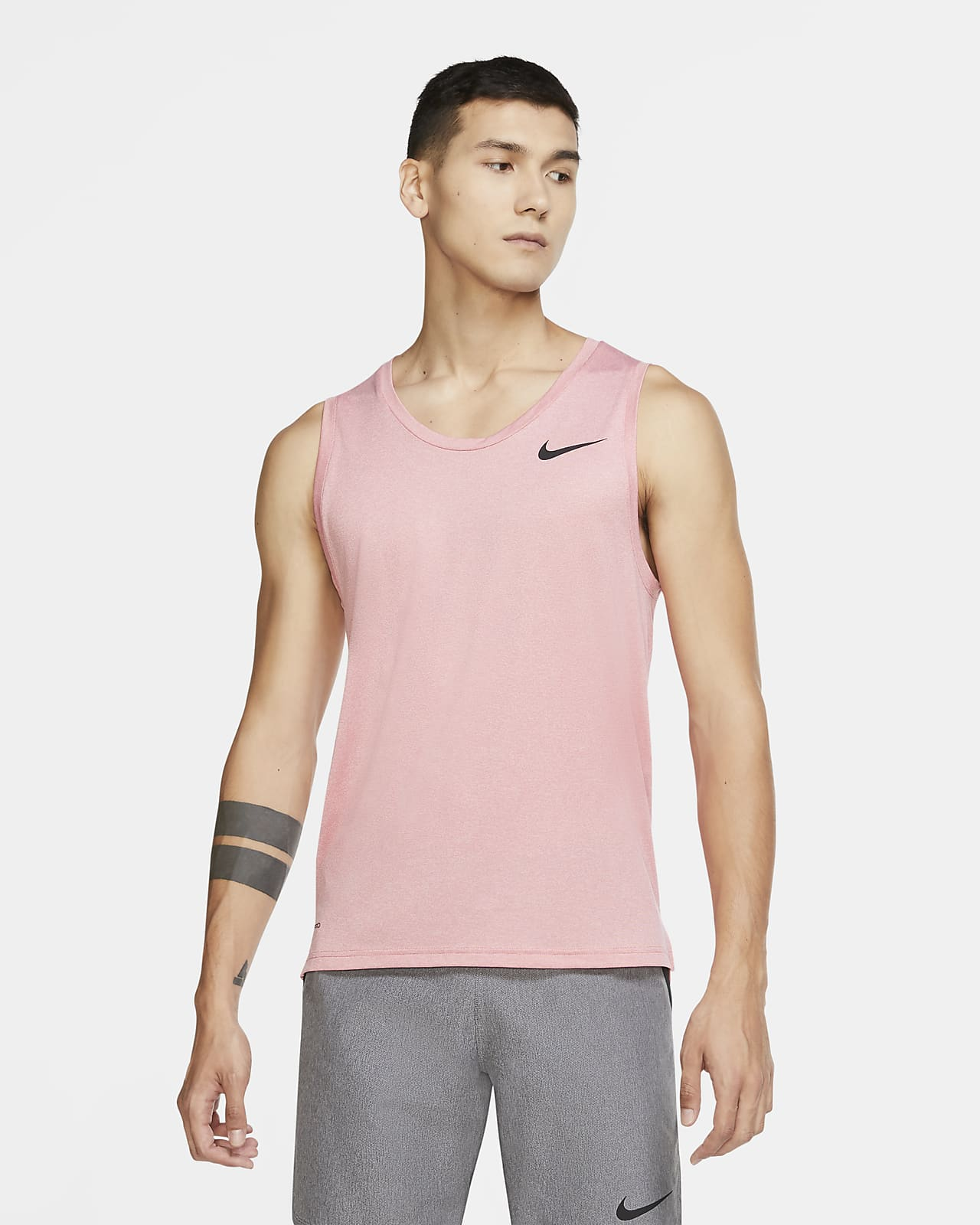 Męska koszulka bez rękawów Nike Pro