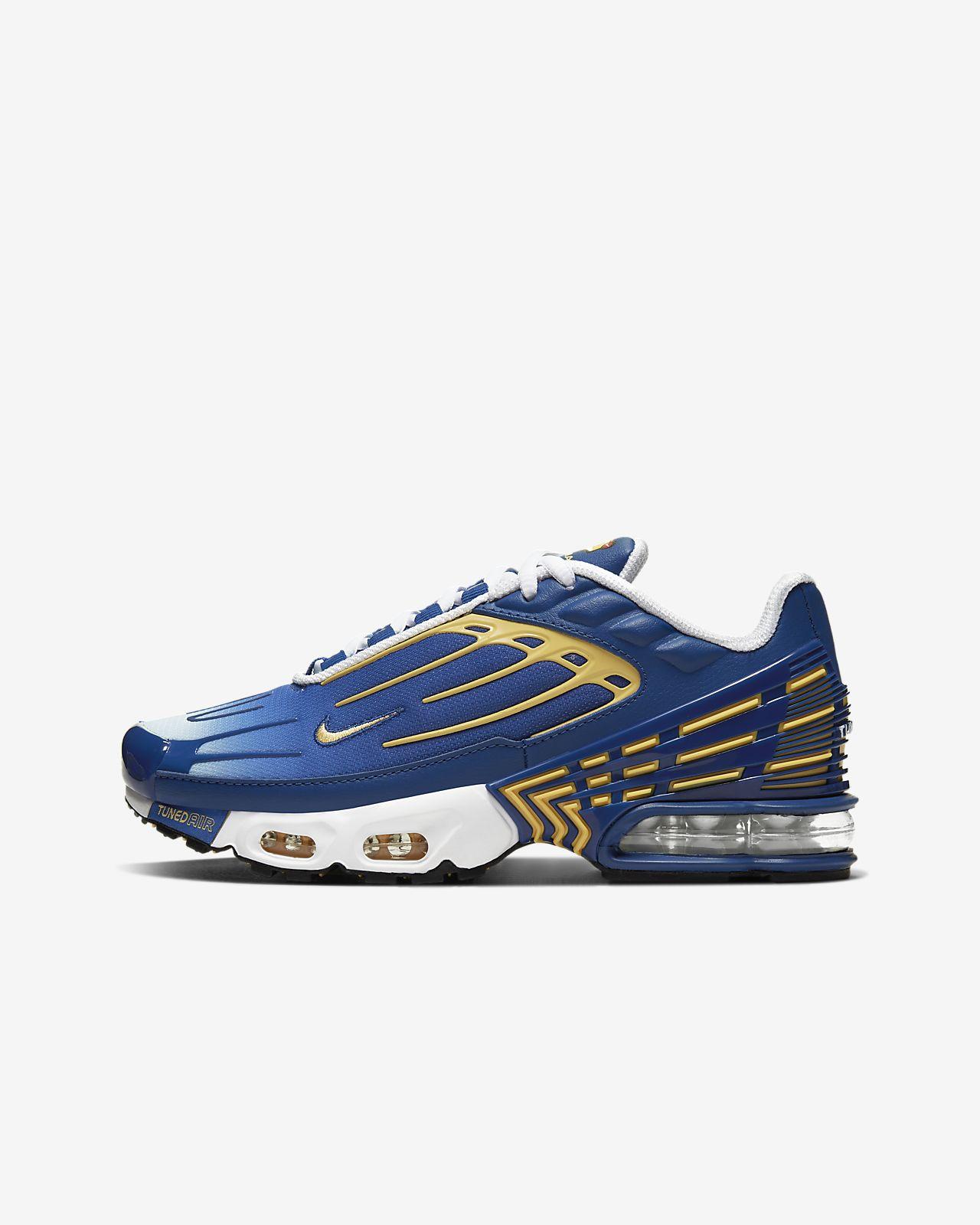 Nike Air Max Plus 3 Big Kids' Shoe