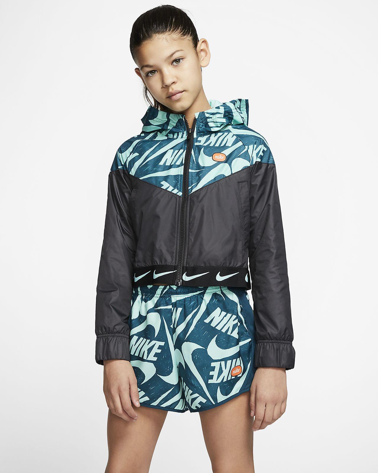 Nike Sportswear Windrunner Meisjesjack