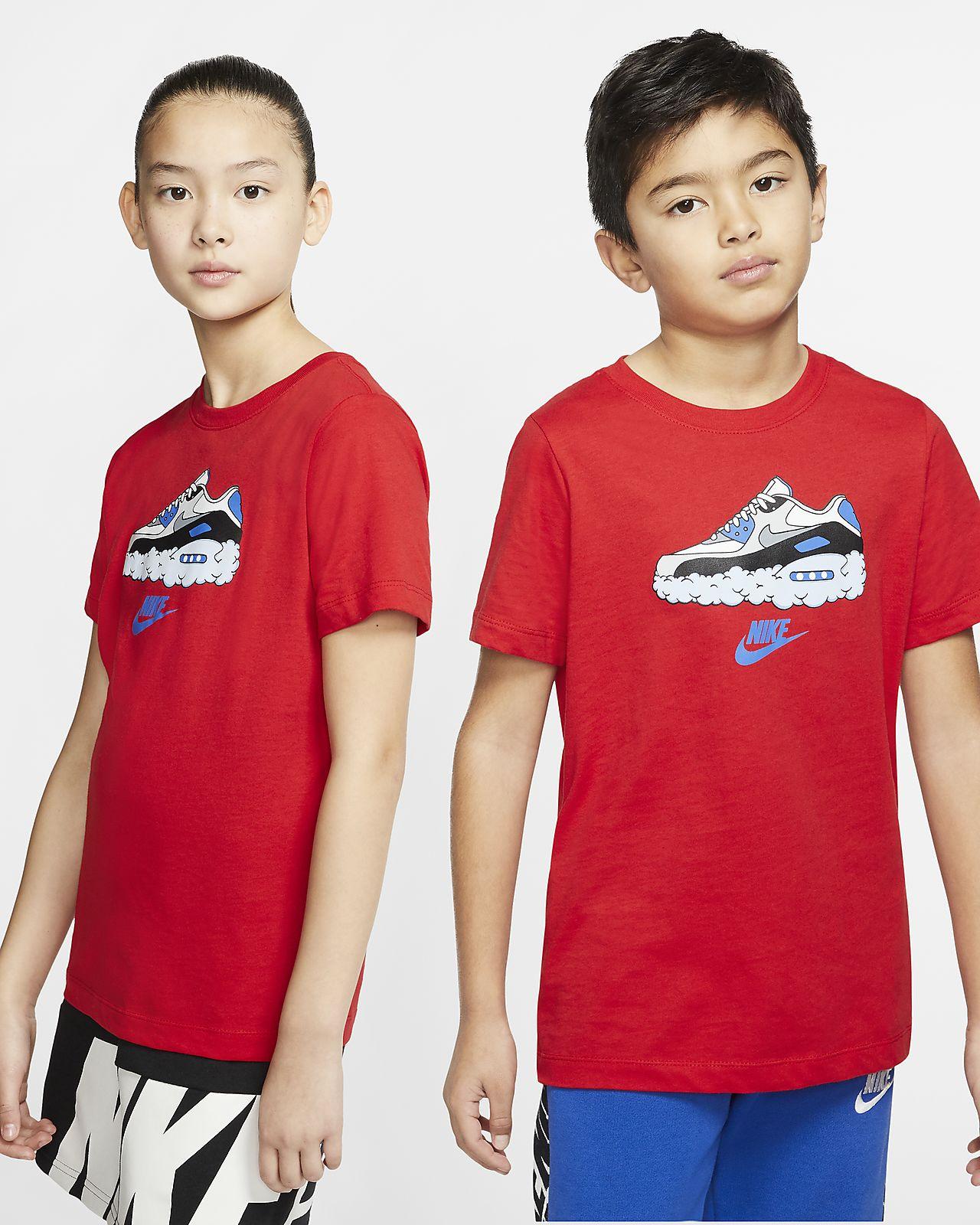 Nike Sportswear Samarreta - Nen/a
